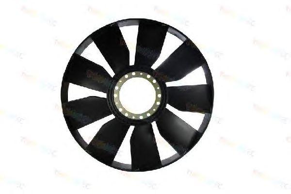 Крыльчатка вентилятора охлаждения THERMOTEC D9MA001TT
