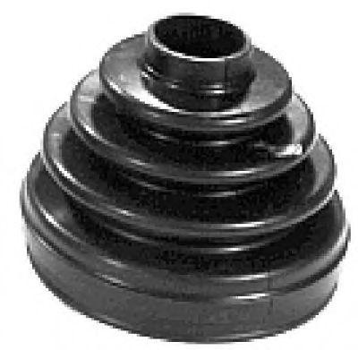Пыльник ШРУСА Metalcaucho 02307