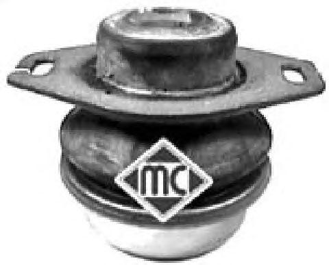 Подушка двигателя Metalcaucho 02943