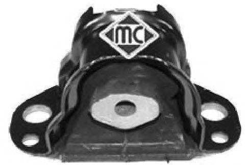 Подушка двигателя Metalcaucho 04092