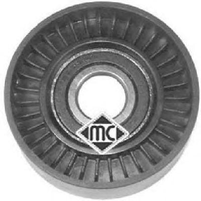 Натяжной ролик ремня ГРМ Metalcaucho 04773