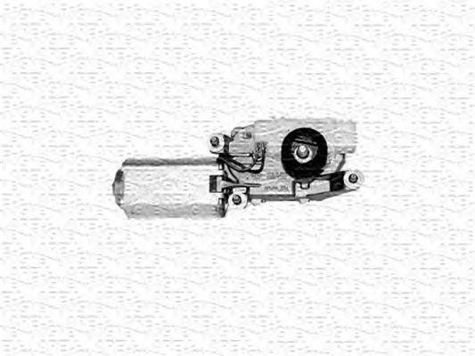 Двигатель стеклоочистителя MAGNETI MARELLI 064343007010