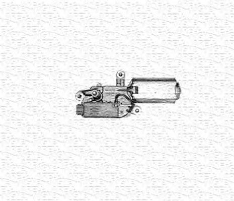 Двигатель стеклоочистителя MAGNETI MARELLI 064343014010