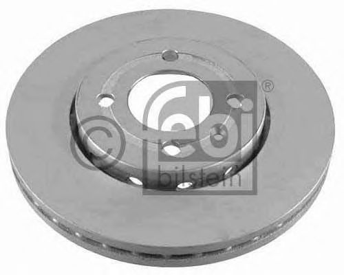 Тормозной диск FEBI BILSTEIN 21576