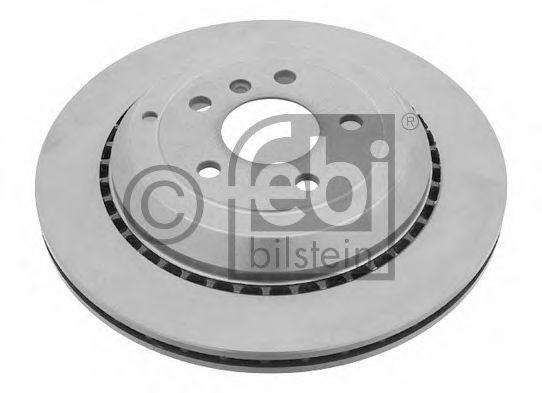 Тормозной диск FEBI BILSTEIN 24748