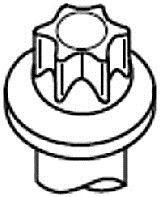 Комплект болтов головки блока цилиндров (ГБЦ) PAYEN HBS055