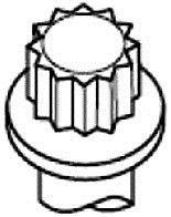 Комплект болтов головки блока цилиндров (ГБЦ) PAYEN HBS497