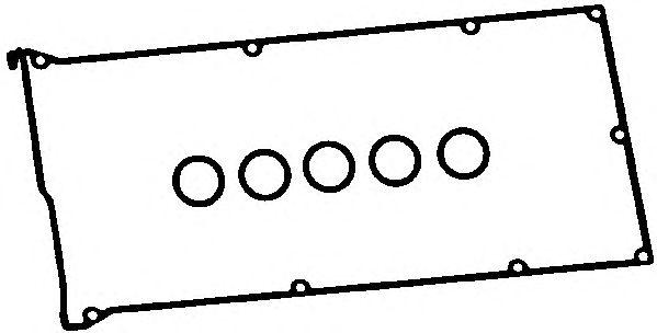 Комплект прокладок клапанной крышки AJUSA 56020100