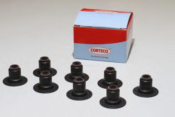 Комплект сальников клапанов CORTECO 19025722