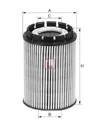 Масляный фильтр SOFIMA S 5010 PE
