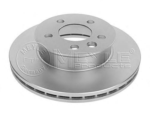 Тормозной диск MEYLE 115 521 1035/PD