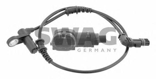 Датчик вращения колеса SWAG 10 92 7857