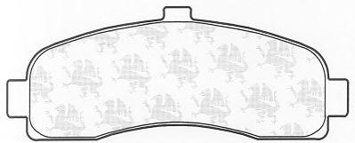 Тормозные колодки QH International BP609