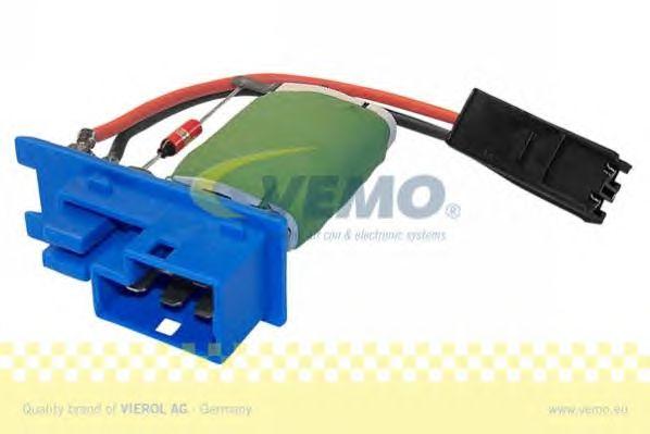 Реостат вентилятора отопителя VEMO V40-03-1113