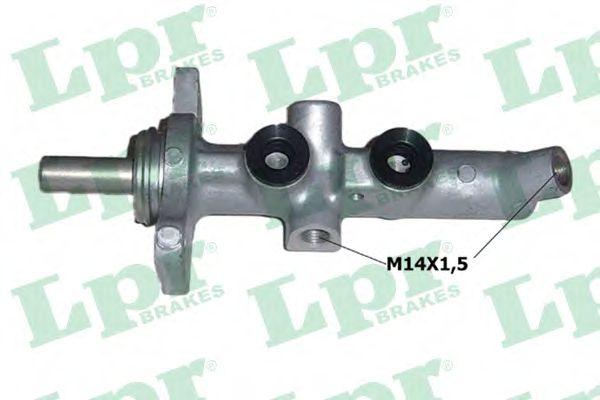 Главный тормозной цилиндр LPR 1484
