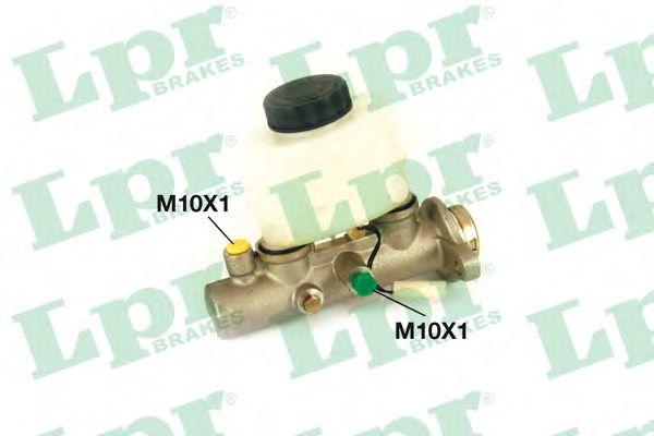 Главный тормозной цилиндр LPR 1681