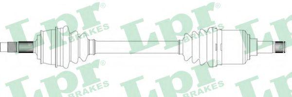 Приводной вал LPR DS20240