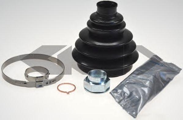 Комплект пыльника ШРУСа SPIDAN 20989