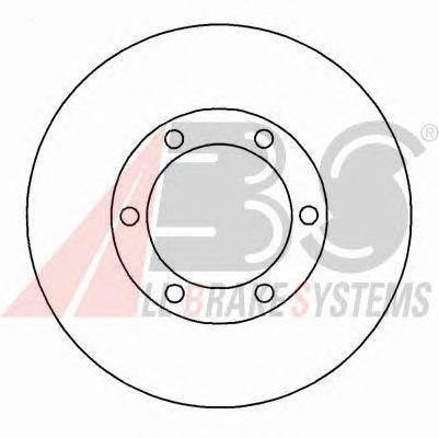 Тормозной диск A.B.S. 15110