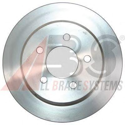 Тормозной диск A.B.S. 17034