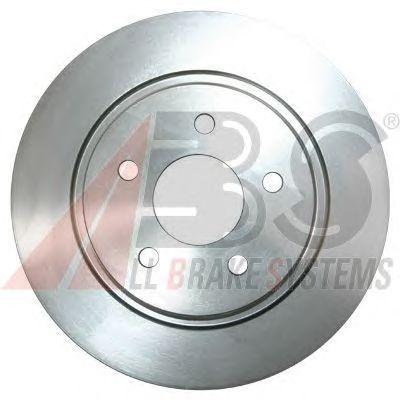 Тормозной диск A.B.S. 17605