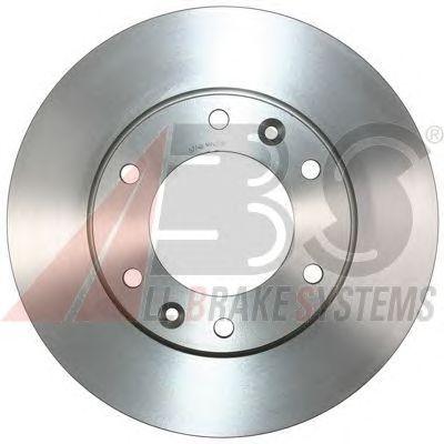 Тормозной диск A.B.S. 17805