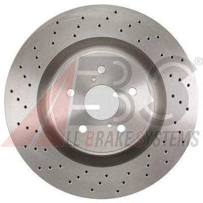 Тормозной диск A.B.S. 18014