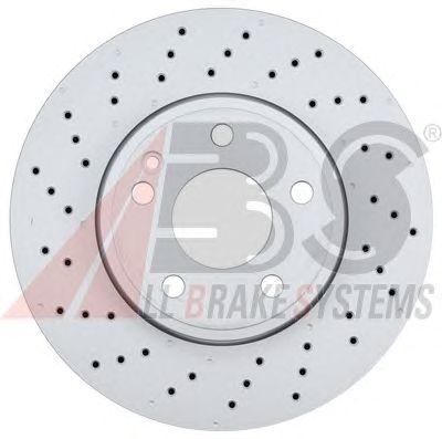 Тормозной диск A.B.S. 18208