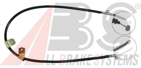 Трос ручника A.B.S. K11538