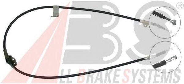 Трос ручника A.B.S. K15227