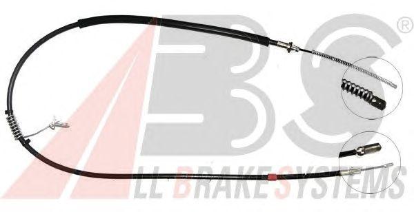 Трос ручника A.B.S. K17927