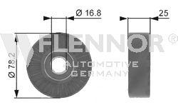 Направляющий / паразитный ролик  поликлинового ремня FLENNOR FU22919