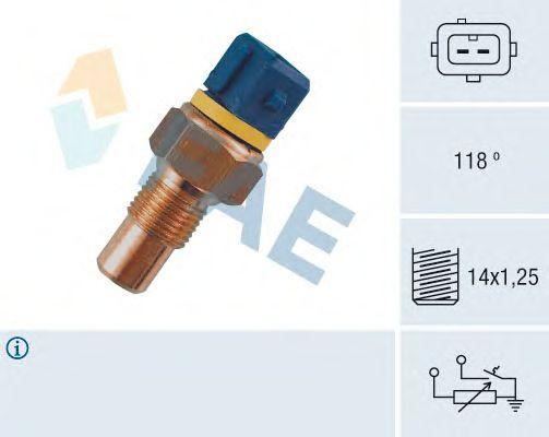 Датчик температуры охлаждающей  жидкости FAE 34050