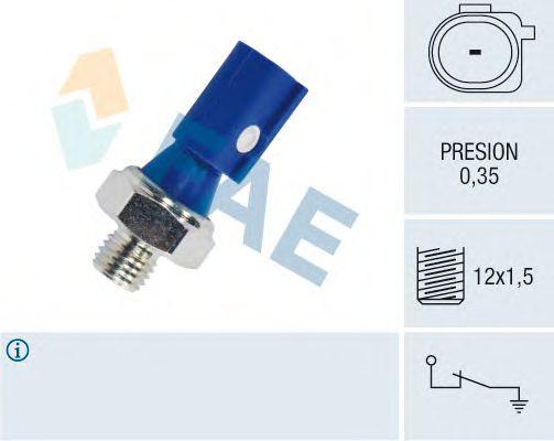Датчик давления масла FAE 12841