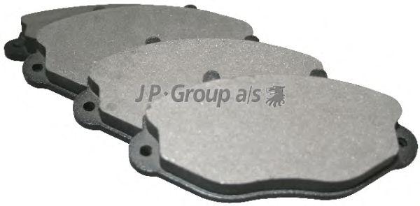Тормозные колодки JP GROUP 1563600410