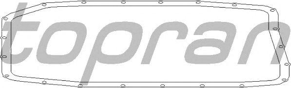 Прокладка поддона КПП TOPRAN 501 748