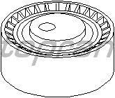 Натяжной ролик поликлинового ремня TOPRAN 722 425