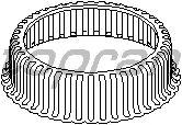 Сигнальный диск АБС TOPRAN 109 113