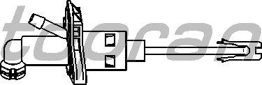 Главный цилиндр сцепления TOPRAN 108 384