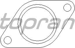 Прокладка, труба выхлопного газа TOPRAN 302 245
