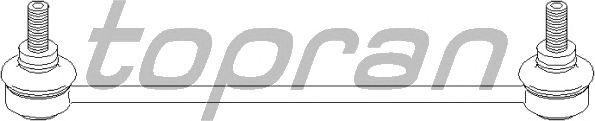 Тяга / стойка стабилизатора TOPRAN 302 215