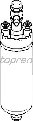 Топливный насос TOPRAN 400 898