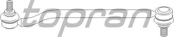 Тяга / стойка стабилизатора TOPRAN 401 350