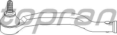 Наконечник рулевой тяги TOPRAN 207 042