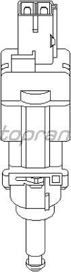 Выключатель, привод сцепления (управление двигателем) TOPRAN 721 897