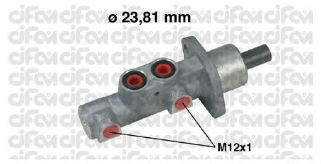 Главный тормозной цилиндр CIFAM 202-645