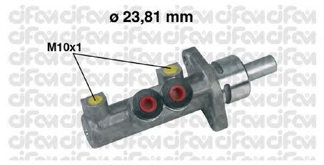 Главный тормозной цилиндр CIFAM 202-412