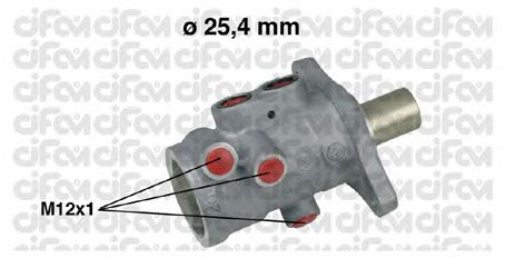 Главный тормозной цилиндр CIFAM 202-555