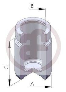 Поршень тормозного суппорта AUTOFREN SEINSA D02566