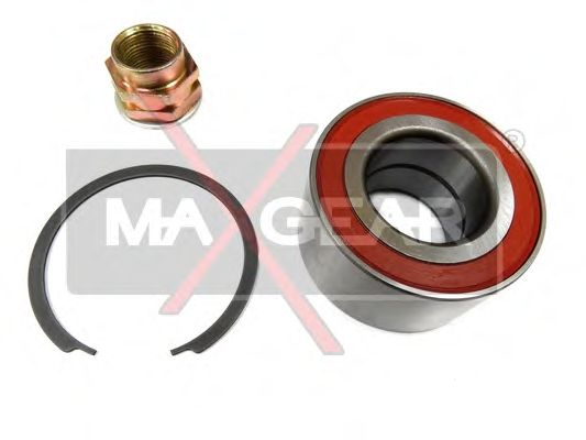 Ступичный подшипник MAXGEAR 33-0114